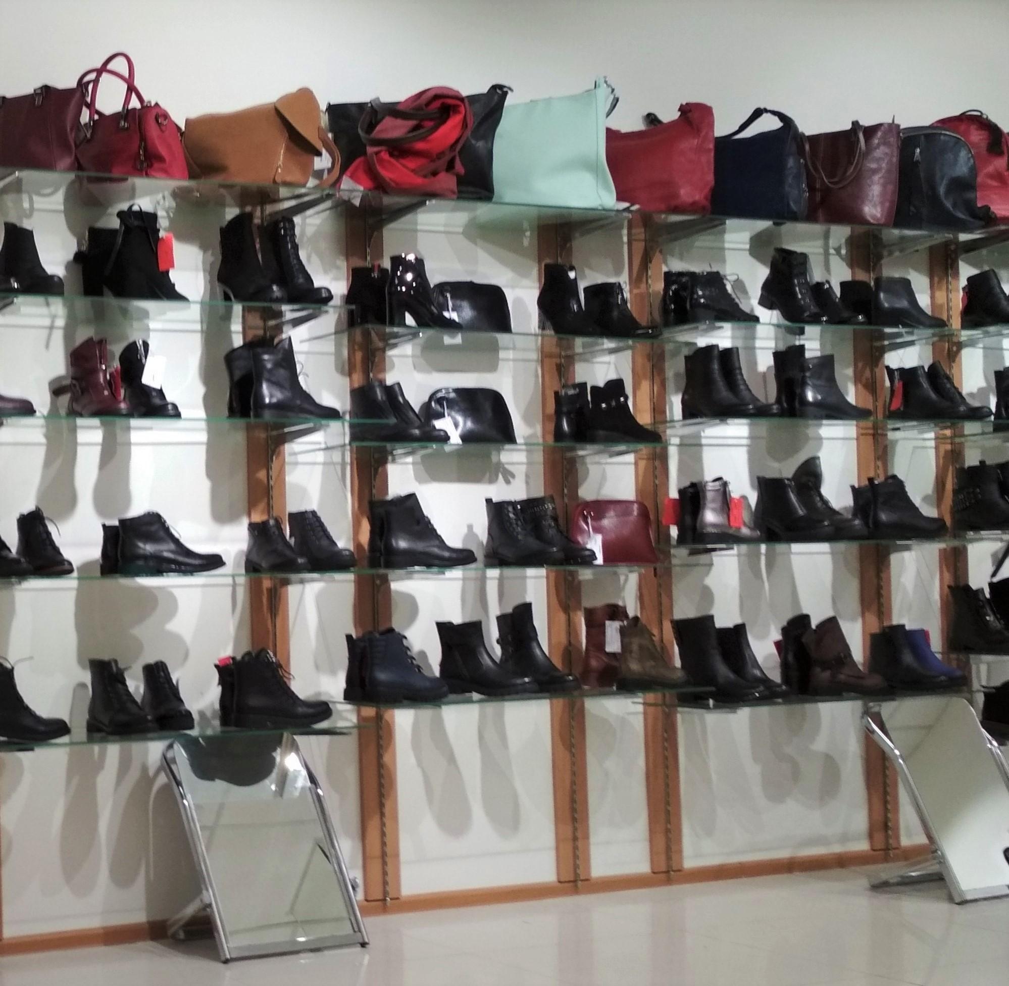 Акция! Скидка на обувь от -30% до-50%!